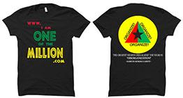 One Million T-Shirt