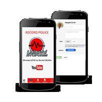Unlawful Stop Recording App